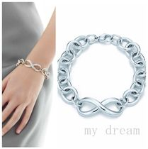 日本未入荷♪【Tiffany & Co】TIFFANY INFINITY Bracelet
