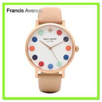 国内! kate spade 腕時計 METRO DOT WATCH 1YRU0735