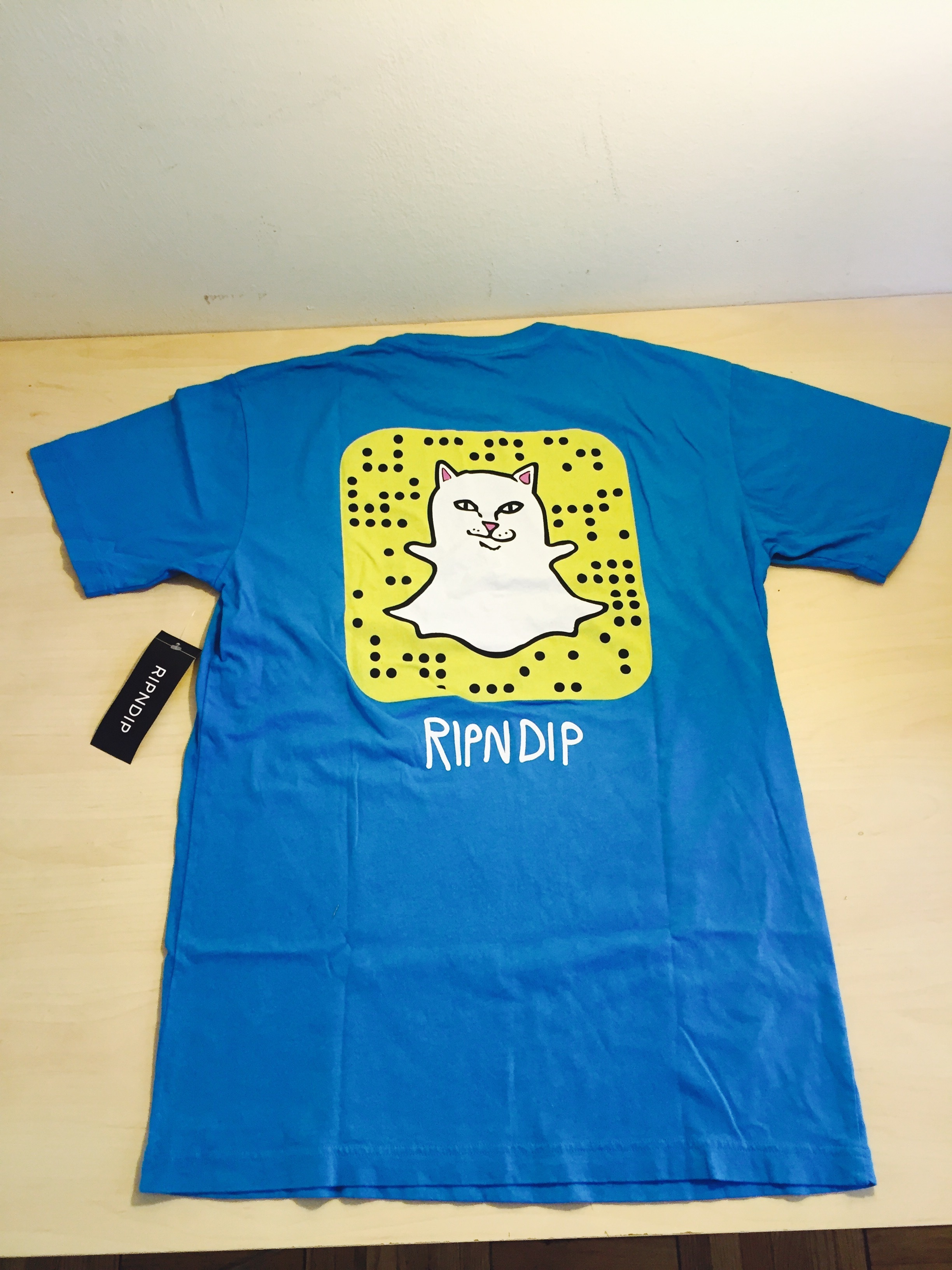 【RIPNDIP】☆LA FLAG SHOP限定☆超入手困難☆MUST BE NICE TEE