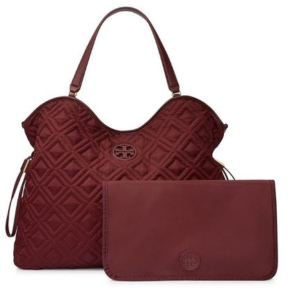 Tory Burch マザーズバッグ マザーズバッグ ★Tory Burch★MARION QUILTED SLOUCHY★追跡付
