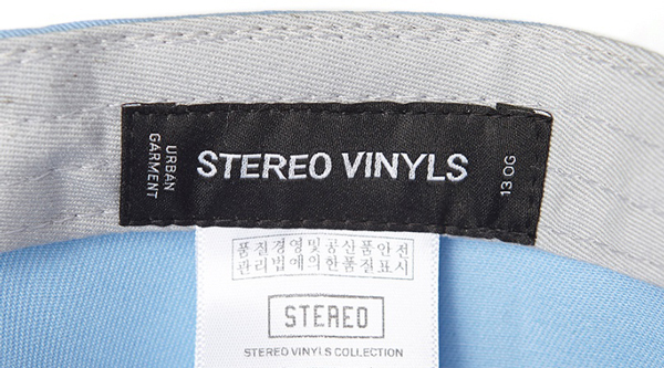STEREO VINYLS COLLECTION◆Bart Eyes キャップ◆追跡発送