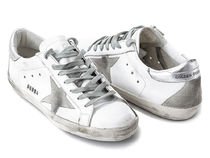 【関税負担】GOLDEN GOOSE 16AW SUPERSTAR WHITE SILVER METAL