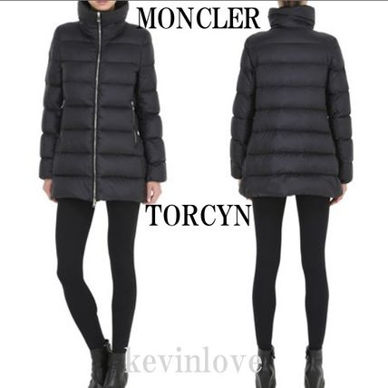 In stock 16 / 17 winter MONCLER down TORCYN black