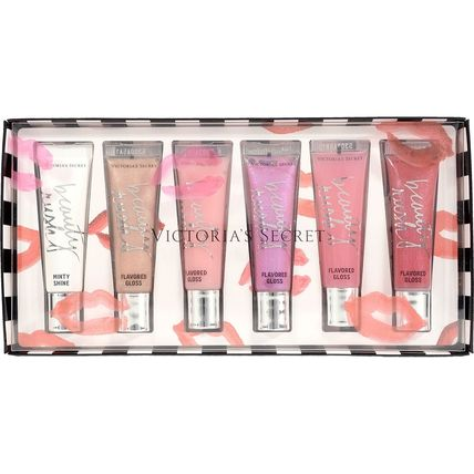 (送料込)BEAUTY RUSH FLAVORED GLOSS SET