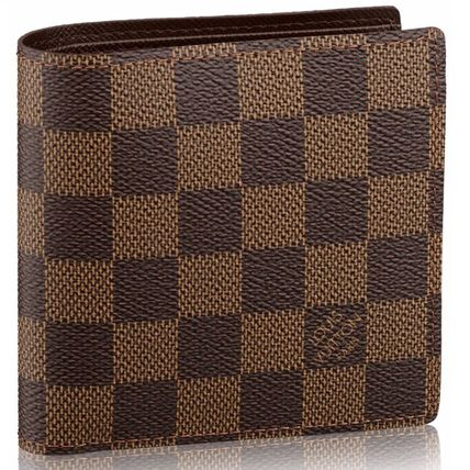 Louis Vuitton PORTEFEUILLE MARCO ダミエ 2つ折り財布