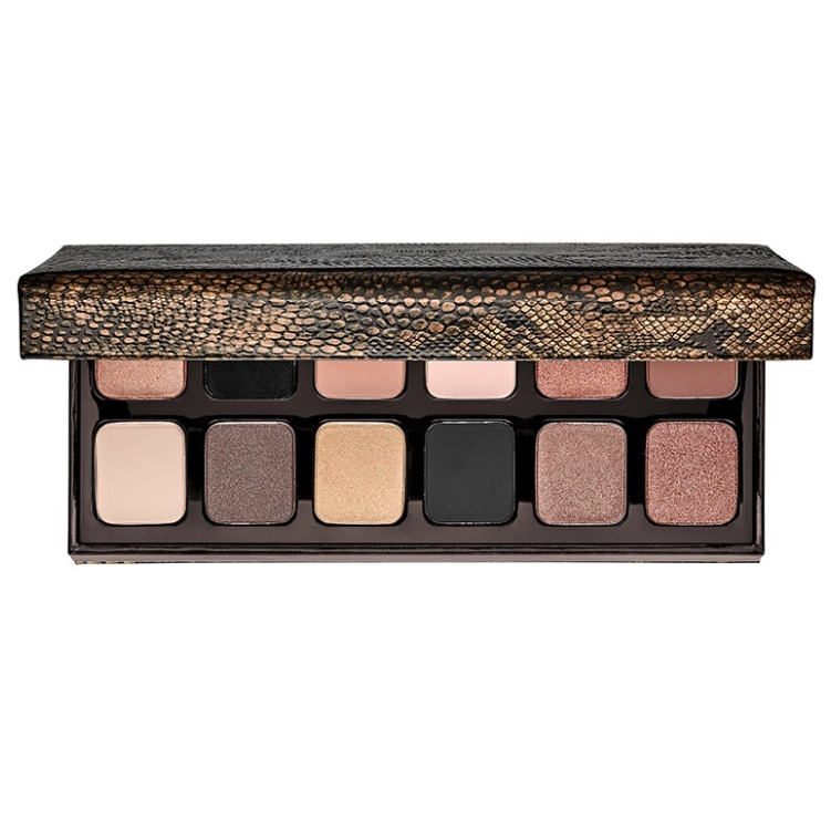 【laura mercier】Eye Art Caviar Colour-Inspired Palette
