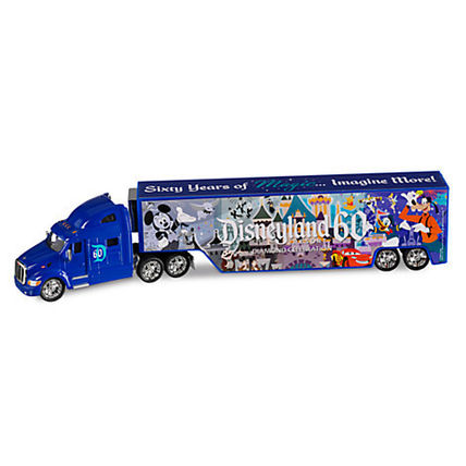 New! ディズニー Disneyland Diamond Celebration Die Cast