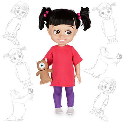 New! ディズニー Disney?Pixar Animators' Collection Boo Doll