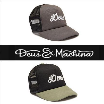 ☆最新作デザイン☆【Deus Ex Machina】Bridges Trucker