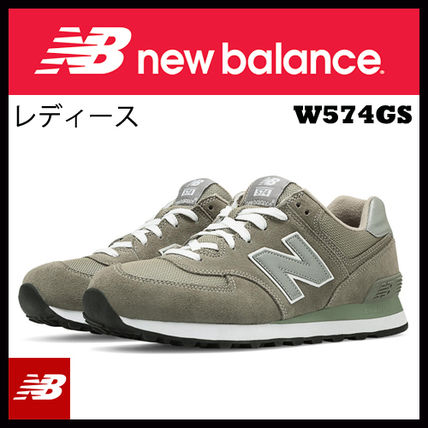 3-5 day wear New Balance Womens sneakers W574GS