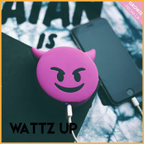 【WattzUp Power】ワッツアップパワー PURPLE DEVIL 充電器