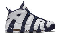 SS16 NIKE MORE UP TEMPO OLYMPIC MEN'S US7.5-14 送料無料