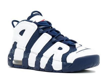 Supreme スニーカー SS16 NIKE MORE UPTEMPO OLYMPIC GS 22.5-25cm 送料無料(2)