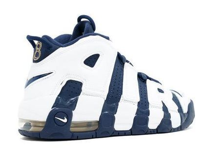Supreme スニーカー SS16 NIKE MORE UPTEMPO OLYMPIC GS 22.5-25cm 送料無料(3)