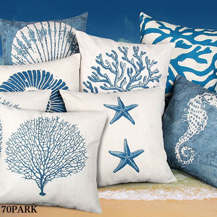 Seymochief Cushion cover beach resort