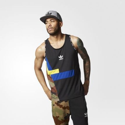 【送料無料】Adidas COLORBLOCK TANK TOP