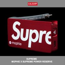 Supreme(シュプリーム)MOPHIE X SUPREME POWER RESERVE