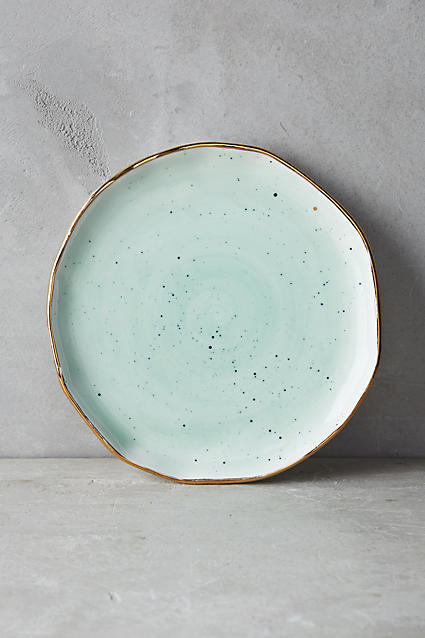 Anthropologie pattern color plate 1 2 piece set buyma for Calligrapher canape plate anthropologie