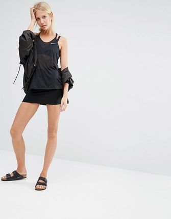 Nike Premium Sheer Vest With Small Logo