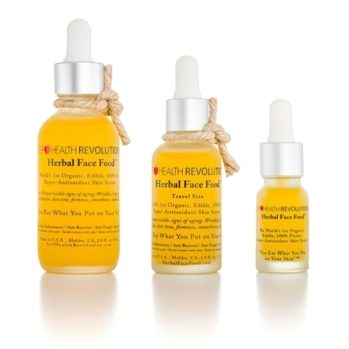 The Herbal Face Food  1oz