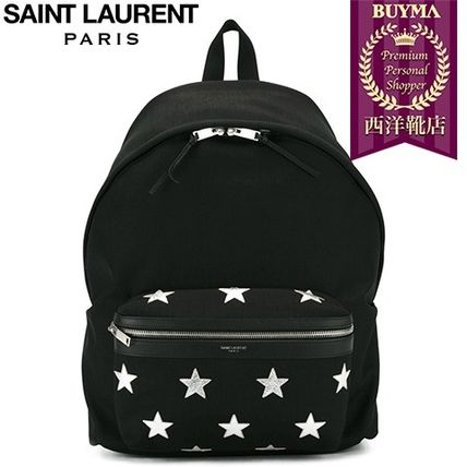 16/17秋冬入荷!┃SAINT LAURENT┃'HUNTING' BACKPACK ┃1151690