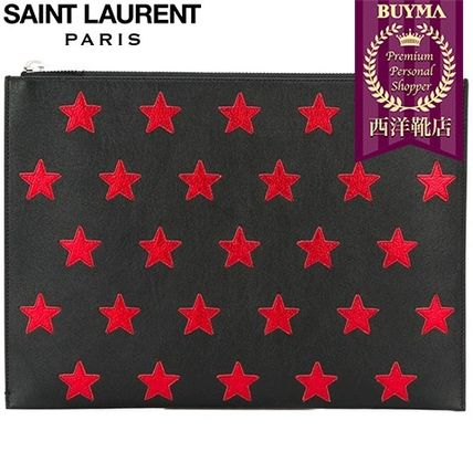 16/17秋冬入荷!┃SAINT LAURENT┃'RIDER CALIFORNIA' POUCH