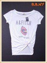 ☆Abercrombie & Fitch☆ グラフィックカットソー/バード