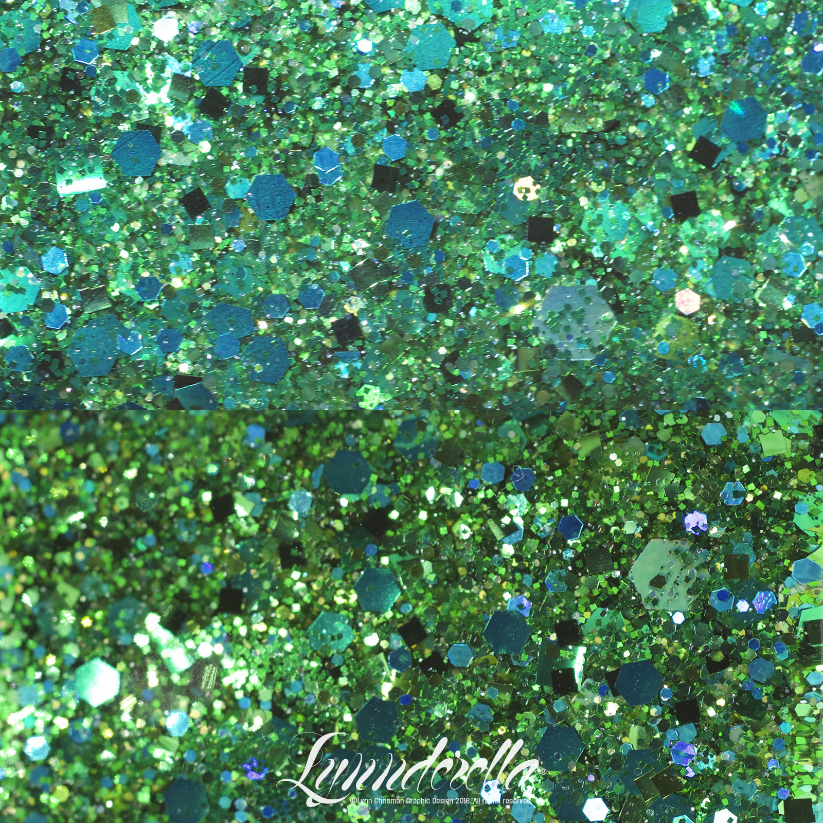 Lynderella☆可愛いネイル(Do You See What I See?)