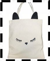 Bag allバッグオールCAT BLACK EAR TOTEトートバッグ