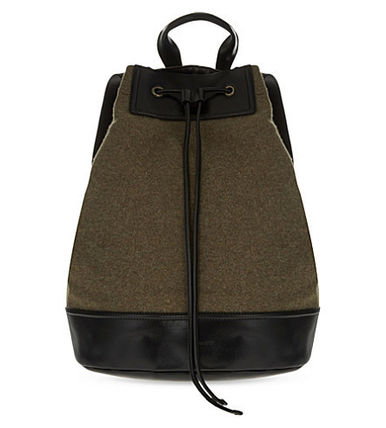Military backpack バックパック