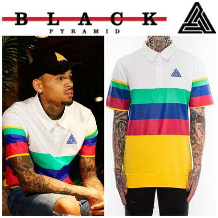 【Chris Brown愛用】☆日本未入荷☆レア☆Primary Colored Polo