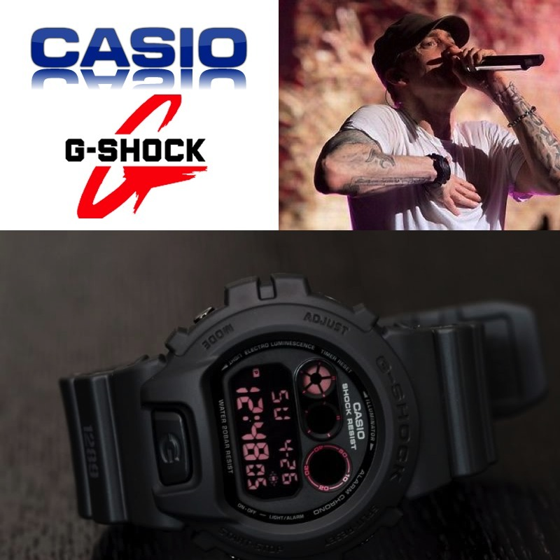 【USA逆輸入!】〓入手困難品〓 CASIO G-SHOCK《CSDW6900MS-1CR》