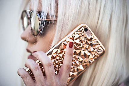 FELONY CASE iPhone・スマホケース 16SS新作 FELONY CASE Kaleidoscope  XP type iPhone6 / 6s