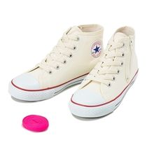 国内正規品★CONVERSE キッズ CHILD ALL STAR RZ HI 32513690 白