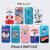 日本未入荷◆OOH LA LA◆iPhone6/6plus SNAP CASE◆追跡発送