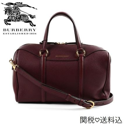 !!SALE!! 関税込 BURBERRY ALCHESTER BOWLING 【国内発送】
