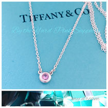 日本よりお求めやすく【Tiffany & Co】By the yard PINK PENDANT