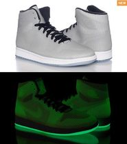 新作ジョーダン!AIr Jordan 4LAB1 Glow in the Dark