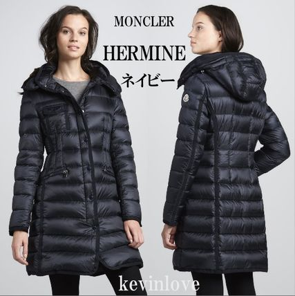 This year the popular Navy 16 / 17 winter MONCLER HERMINE