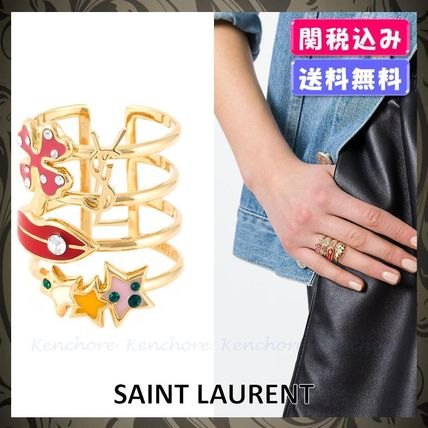 完売間近☆SAINT LAURENT☆TrESor Phalange リング
