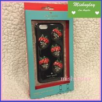 【kate spade】7月発表★3D苺チョコ♪ iPhone6/6s case★