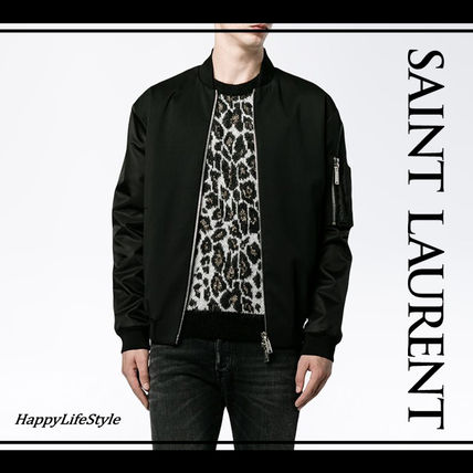 COOL!◆leopard セーター◆Saint Laurent