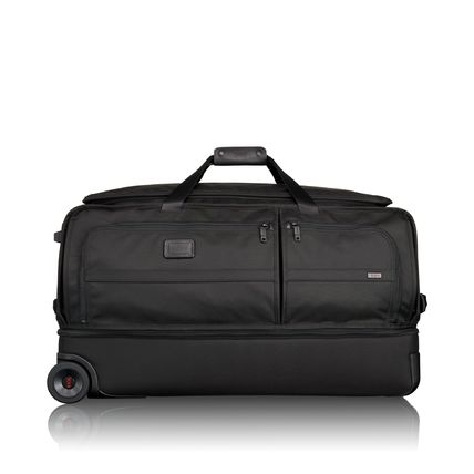 TUMI ALPHA 2 LARGE WHEELED SPLIT DUFFEL #22043