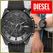 ★レアモデル★DIESEL Chief Black Dial DZ4378