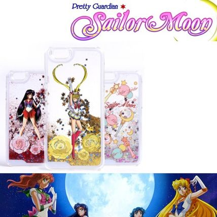 iPhone Sailor Moon case glitter hard case