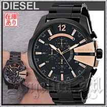 ★レアモデル★DIESEL Chief Chronograph DZ4309