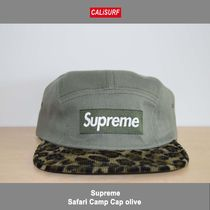 Supreme シュプリーム SUPREME CAMP CAP OLIVE