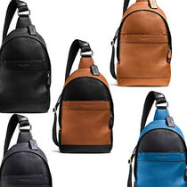 軽快スリング COACH CAMPUS PACK IN SMOOTH LEATHER F71751 色々