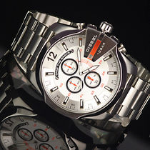 ★レアモデル★DIESEL Mega Chief Chronograph Men's DZ4328