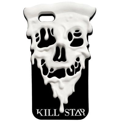 KILL STAR iPhone・スマホケース 即納★国内発KILL STAR-EAT FAST IPHONE COVER アイフォン6PLUS